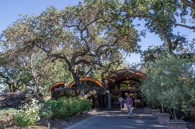 Domaine Chandon Winery/Napa Valley/CA - Aug., 2015