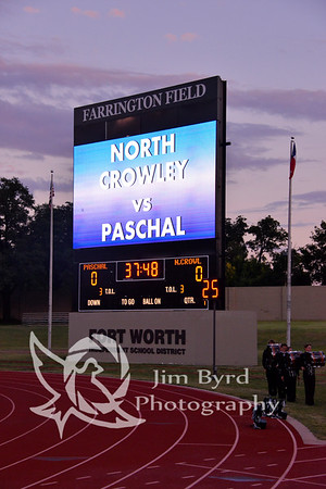 PHS vs N Crowley 10-14-2016