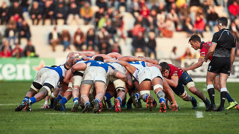 24 Nov 2018 Spain v Samoa (Test Match)