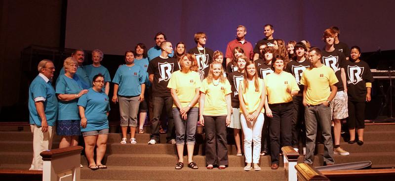 COD Sunday Service  6-23-2013
