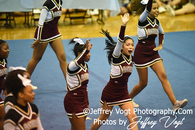 11-12-2016 Paint Branch HS at MCPS Cheerleading Championship Division 2 at Montgomery Blair HS, Photos by Jeffrey Vogt Photography