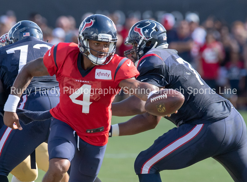 2018 Texans Training Camp