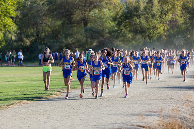 SOMSAC League XC Meet - Oct 15, 2015