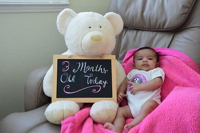 Sahana 3 months