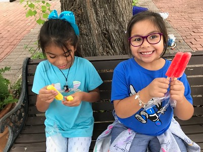 Perfect Attendance Popsicles- Oct 1, 2018