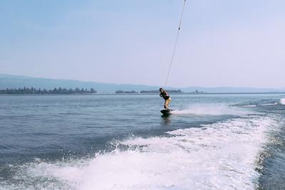 7-27-18 Idaho Wakeboarding