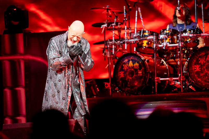 Rob Halford returns for encore.