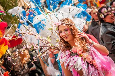 Gozo Carnival 2012 Sunday Nadur Show
