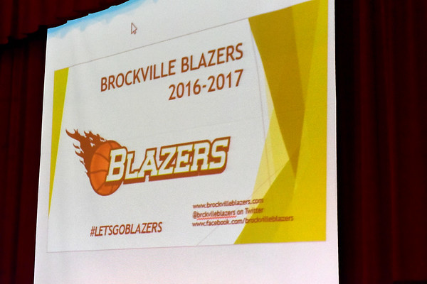 Brockville Blazers Annual Year End Gala 2017