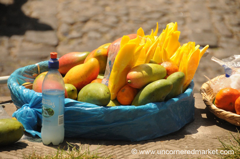 Fresh Fruits - Antigua, Guatemala