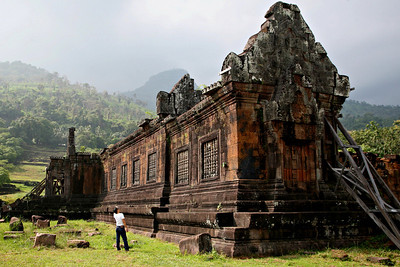 Laos: Pakse and Wat Phou