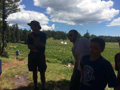 Philmont Apache Springs 2015
