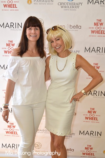 Stephanie Martin and Claudia Cowen