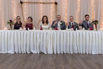 Jon & Calista Wedding