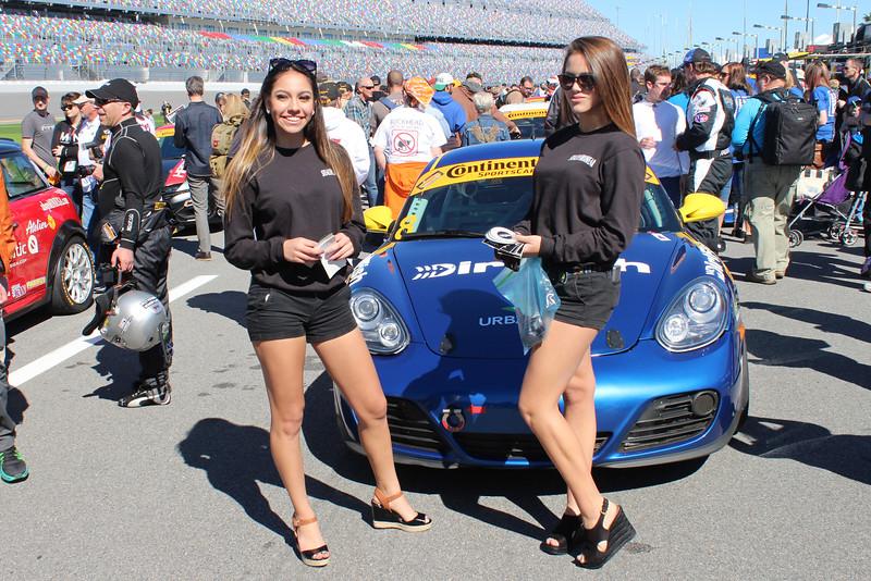 ST-Rebel Rock Racing/Porsche Cayman