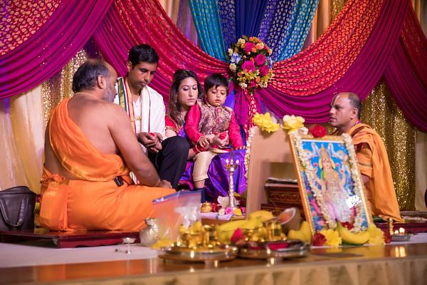 Lakireddy Baby Ceremony