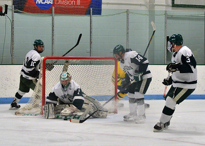 BABSON HOCKEY  select images  V  UNIV OF SOUNTERN MAINE  2.22.2014