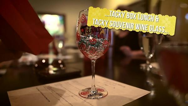 Tacky Wine Tour SETX SWLA