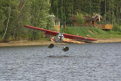 Fairbanks Tanana River