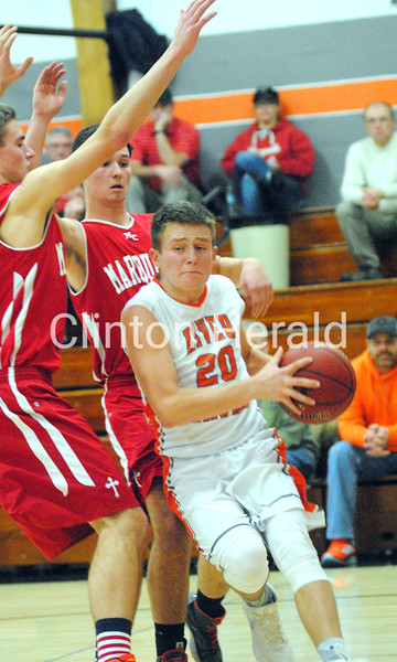 Marquette Catholic at Easton Valley — Jan. 12, 2016