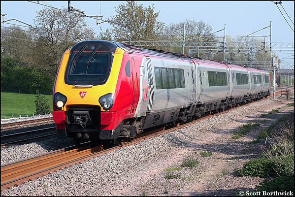 Class 221 (Super Voyager): Virgin Trains