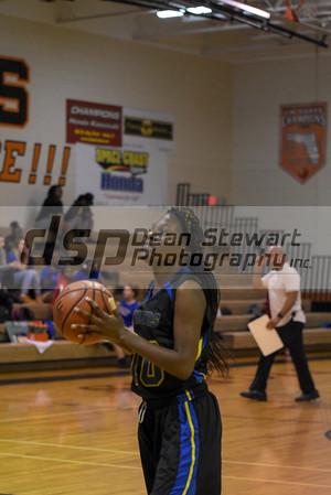 Girls JV Basketball  12.3.18
