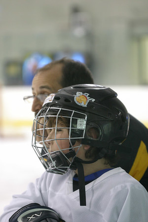 Nicolas the Hockey Superstar