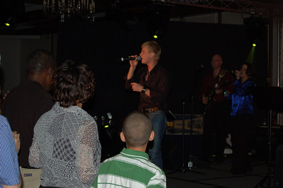 2007 USAFE Idol Show at RAB O' Club