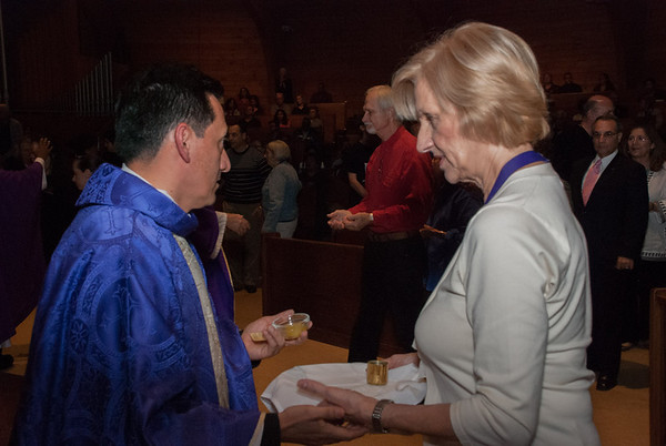 Lenten Parish Mission w/Deacon Lambert - 3/7/2013 - Nancy Kay Lyons