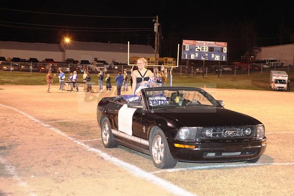 2009 Rocket High School Football Homcoming