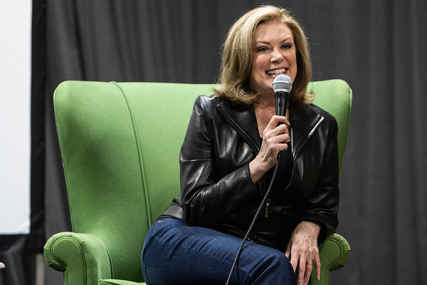 2019 Nancy Stafford Q&A
