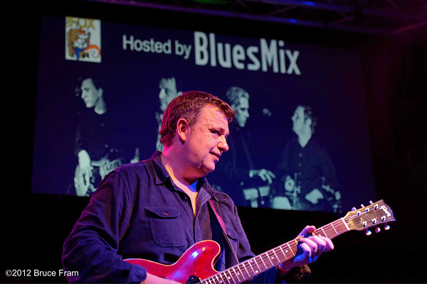 Bluesmix hosts Fox Blues Jam