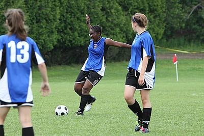 U14 Girls Essex United II vs Northfield