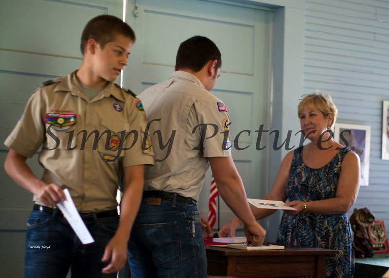 Eagle Scout Ceremony for Weston009