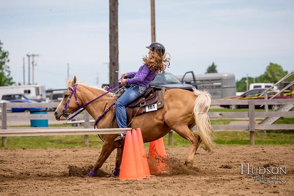 17. Keyhole - Pony, Jr. Rider