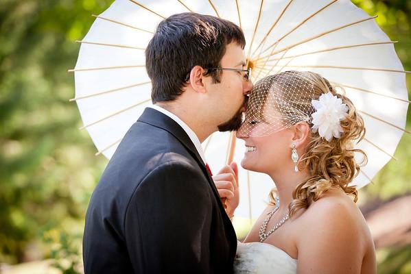 Ashley & Alex ~ A Wedding