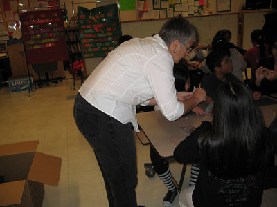 FY11 E-Week Outreach - Rosa Parks Elementary