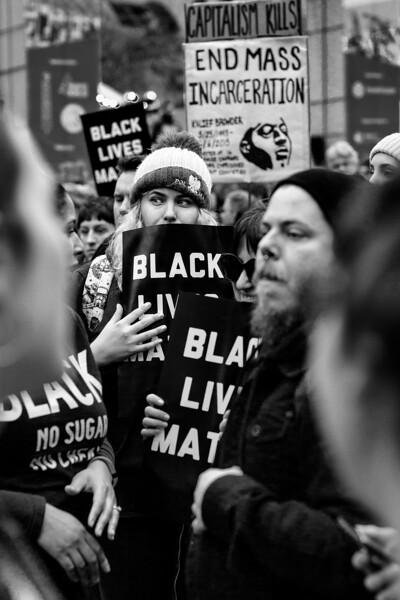 Giving Black Lives Matter a Hand
