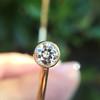 .91ctw Old European Cut Diamond Twin Stone Bangle 8