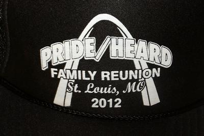 Pride/Heard Family Reunion Picnic 2012