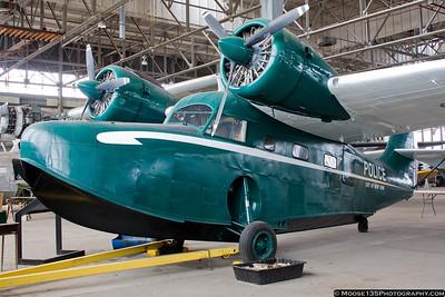 Floyd Bennett Field - HARP Hangar