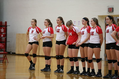 2015 Tippecanoe Girls Volleyball