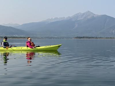 8/22 Kayak Tours
