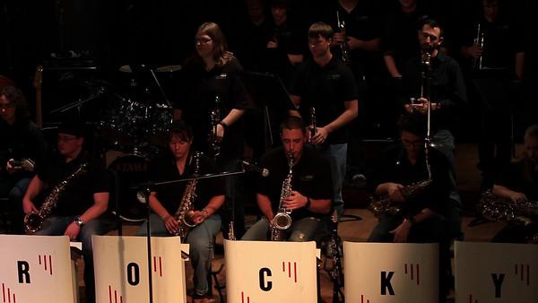 Jazz Band Fall Concert (11-12-10)