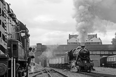 Great Central Railway - Wednesday 18th May 2016