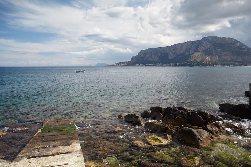 Port de Mondello