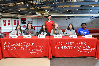 Athletics - Signing Day April 11