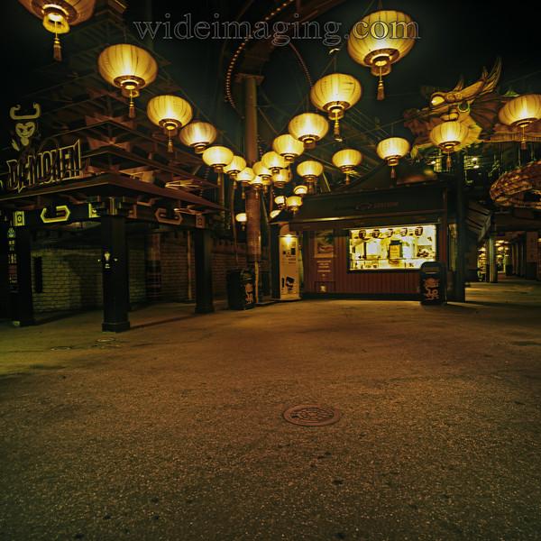"""Tivoli gardens """"Bemonen"""", September 1, 2010."""