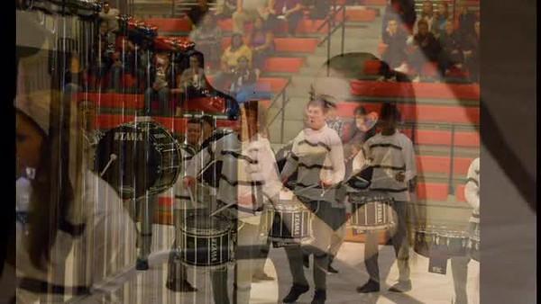Chapter 7 - Indoor Drum line (2012-2013 DVD Yearbook Archive)