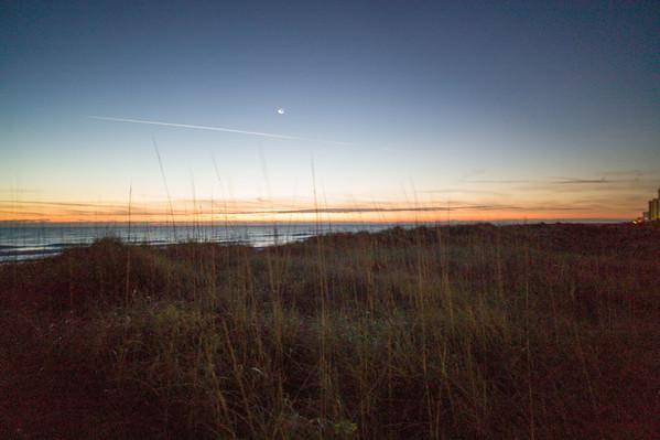Jax Beach Sunrise - Dec 30th 2013